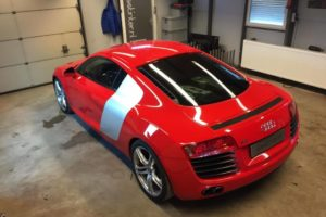 Audi R8 4